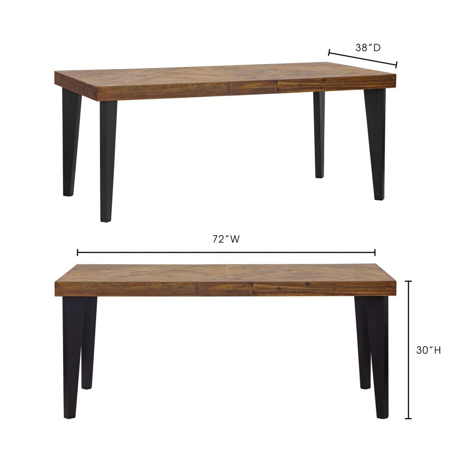 Parq Rectangular Dining Table