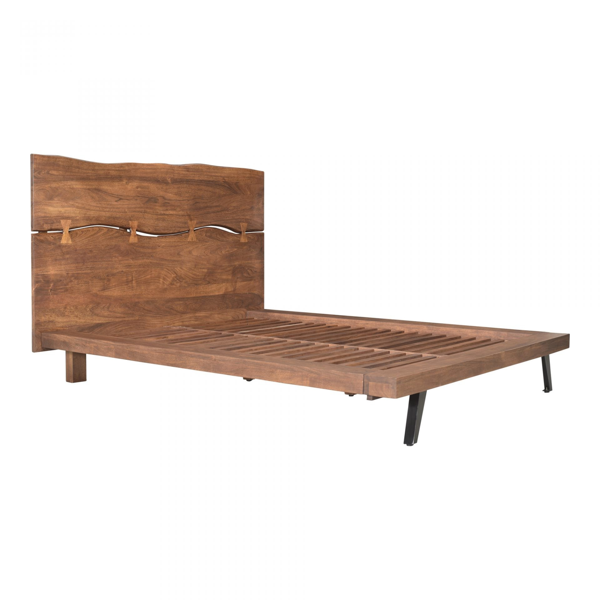 Madagascar Platform Bed King