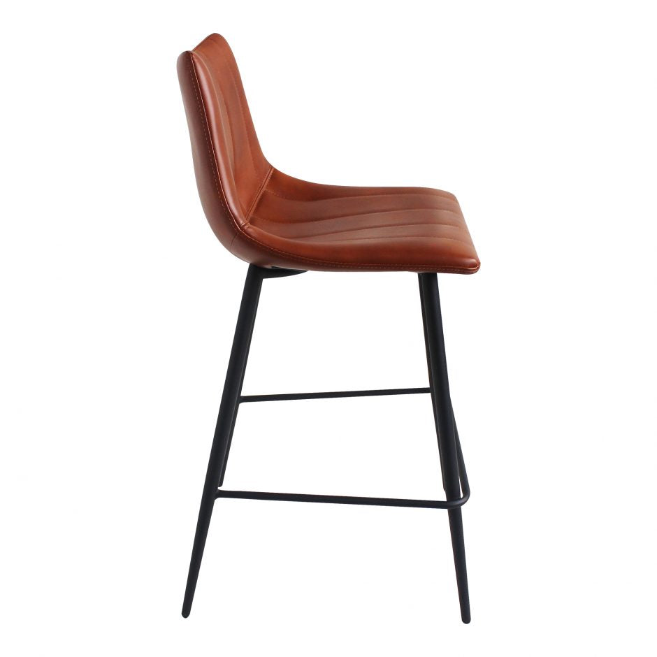Alibi Counter Stool - Brown