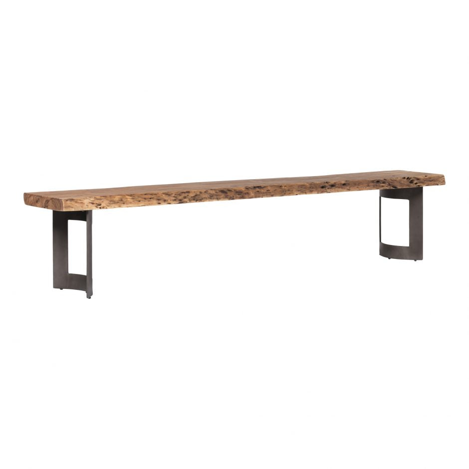Bent Bench Extra Small Smoked