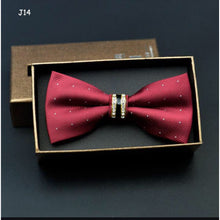 Swag Sauce Crystal Knot Bow Ties