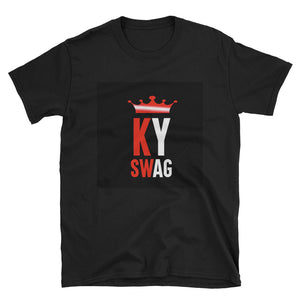 Short-Sleeve Unisex Adult Swag Ky T-Shirt