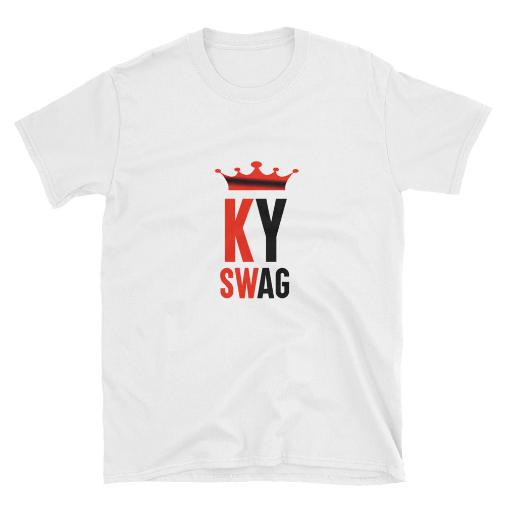 Short-Sleeve Unisex Adult Swag Ky brand T-Shirt