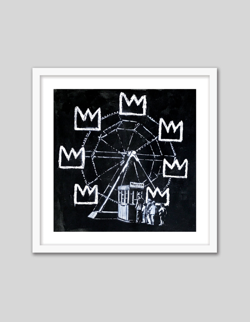 Basquiat Ferris Wheel