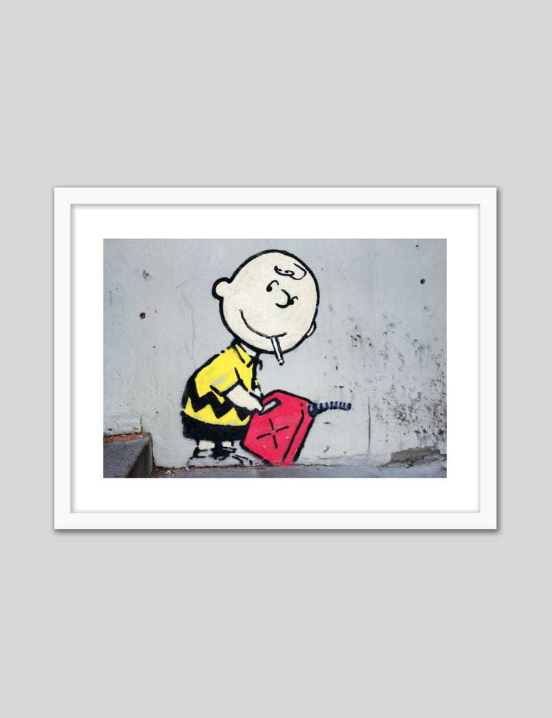 Charlie Brown Firestarter