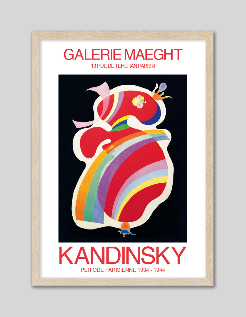 Galerie Maeght Exhibition Poster