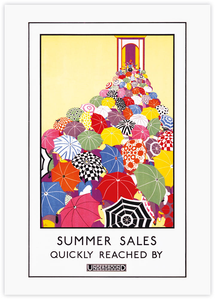 London Summer Sales