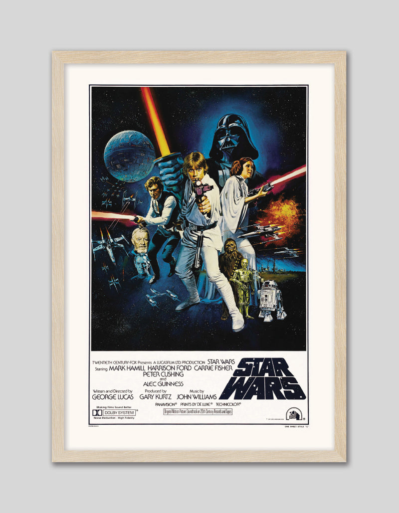 Star Wars A New Hope 1977