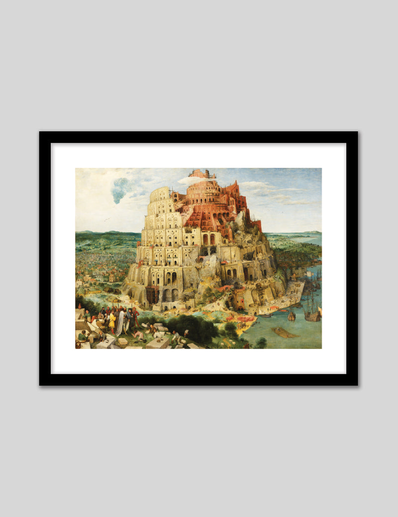 The (Great) Tower of Babel