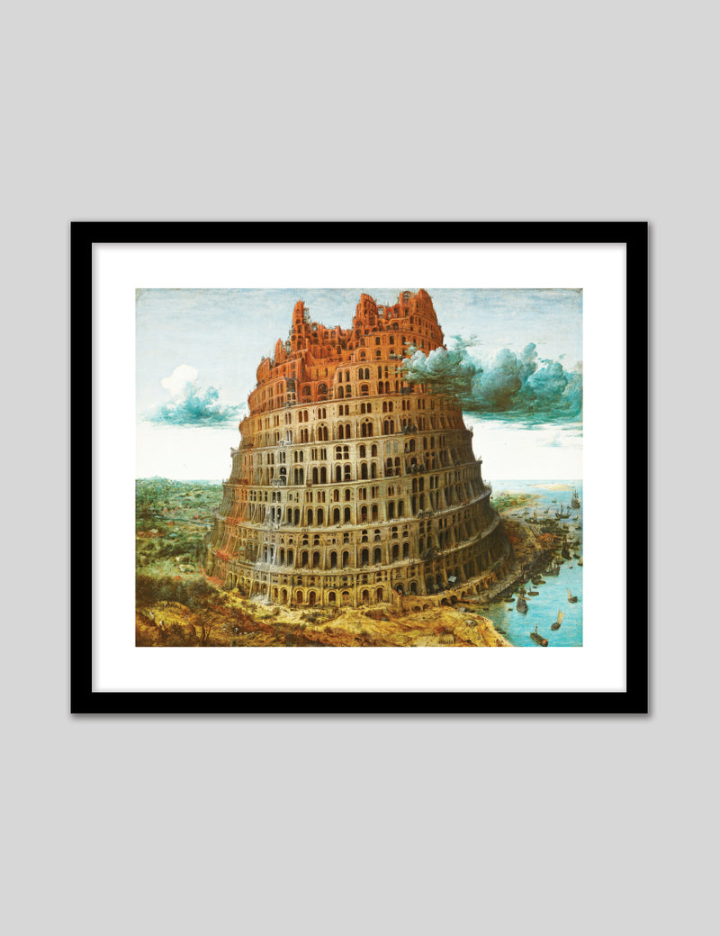 The (Little) Tower of Babel