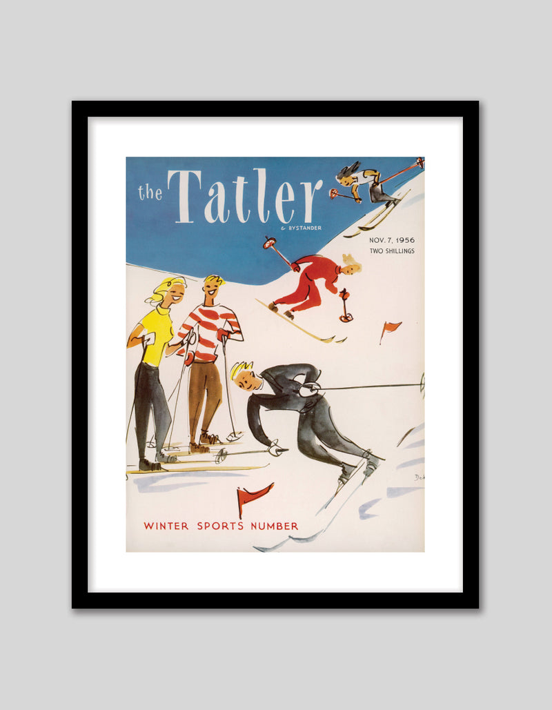 Winter Sports Number 1956