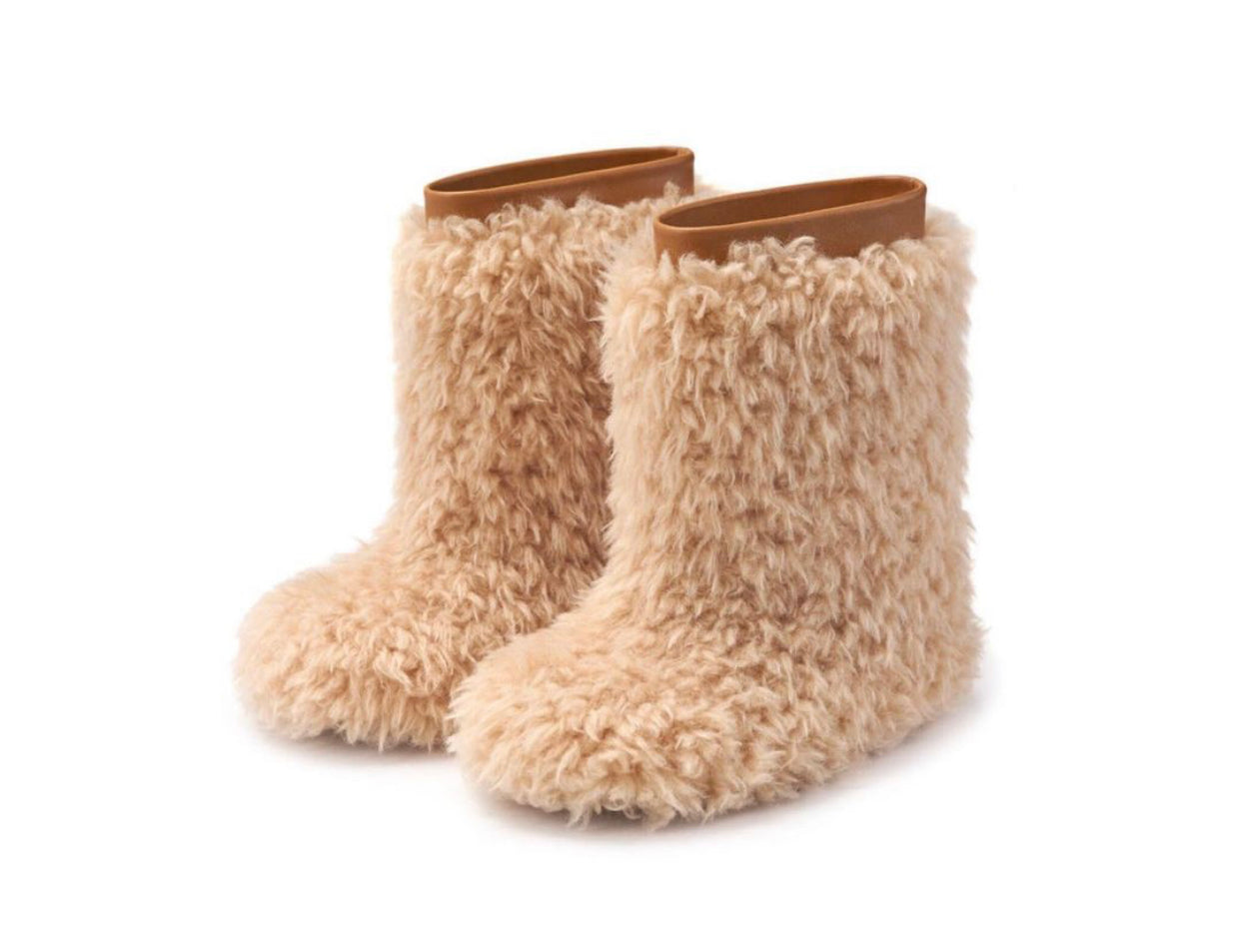 Age of Innocence YETI boots in Beige