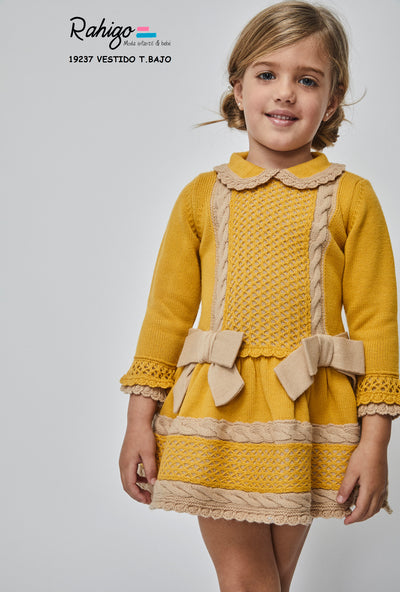 RAHIGO Knitted Dress