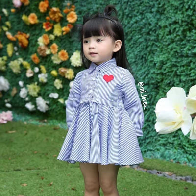 ,,Little Heart'' shirt dress