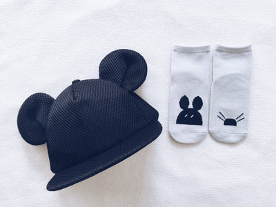 LITTLE MOUSE socks