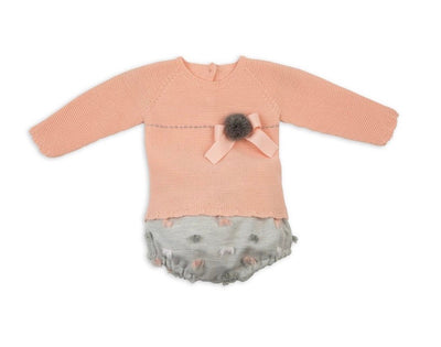Gorgeous Rochy 2 piece set (knitted jumper and shorts)
