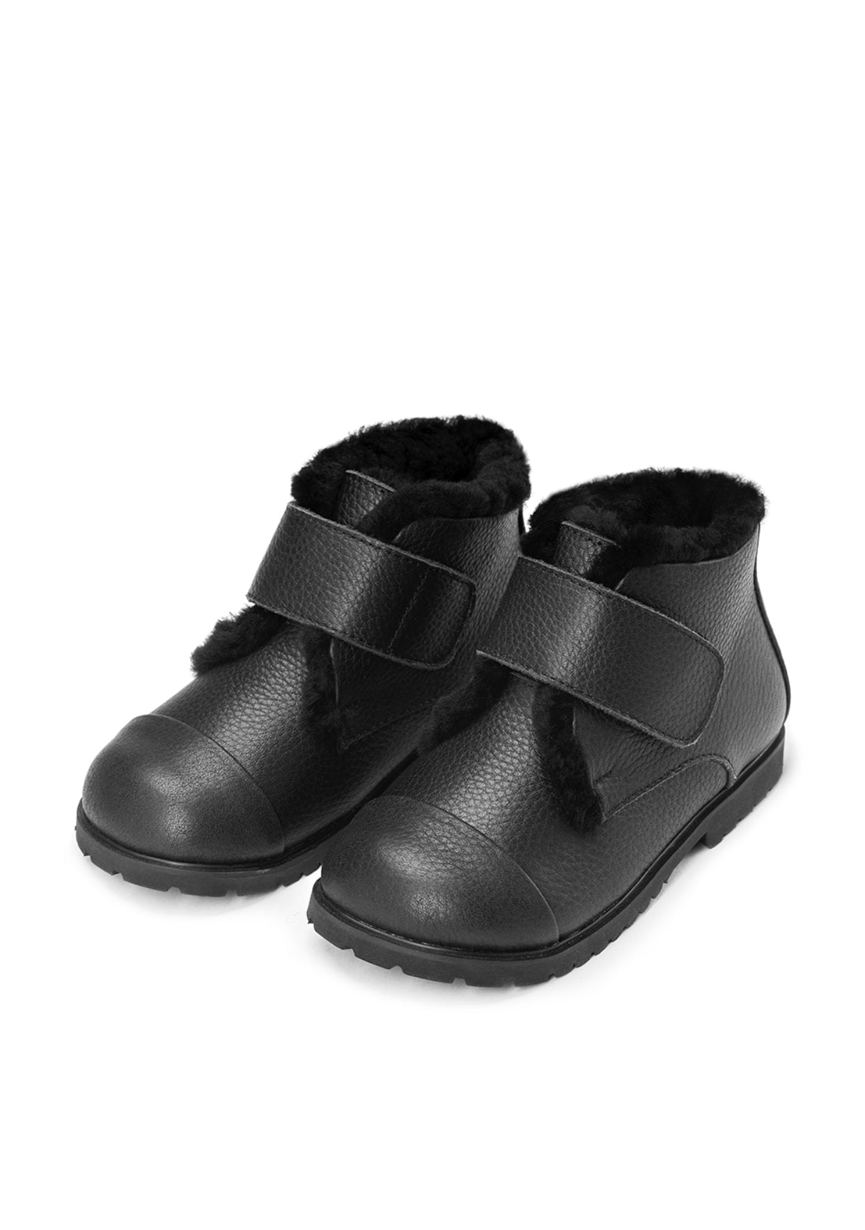 Age of Innocence Zoey Boots in Black
