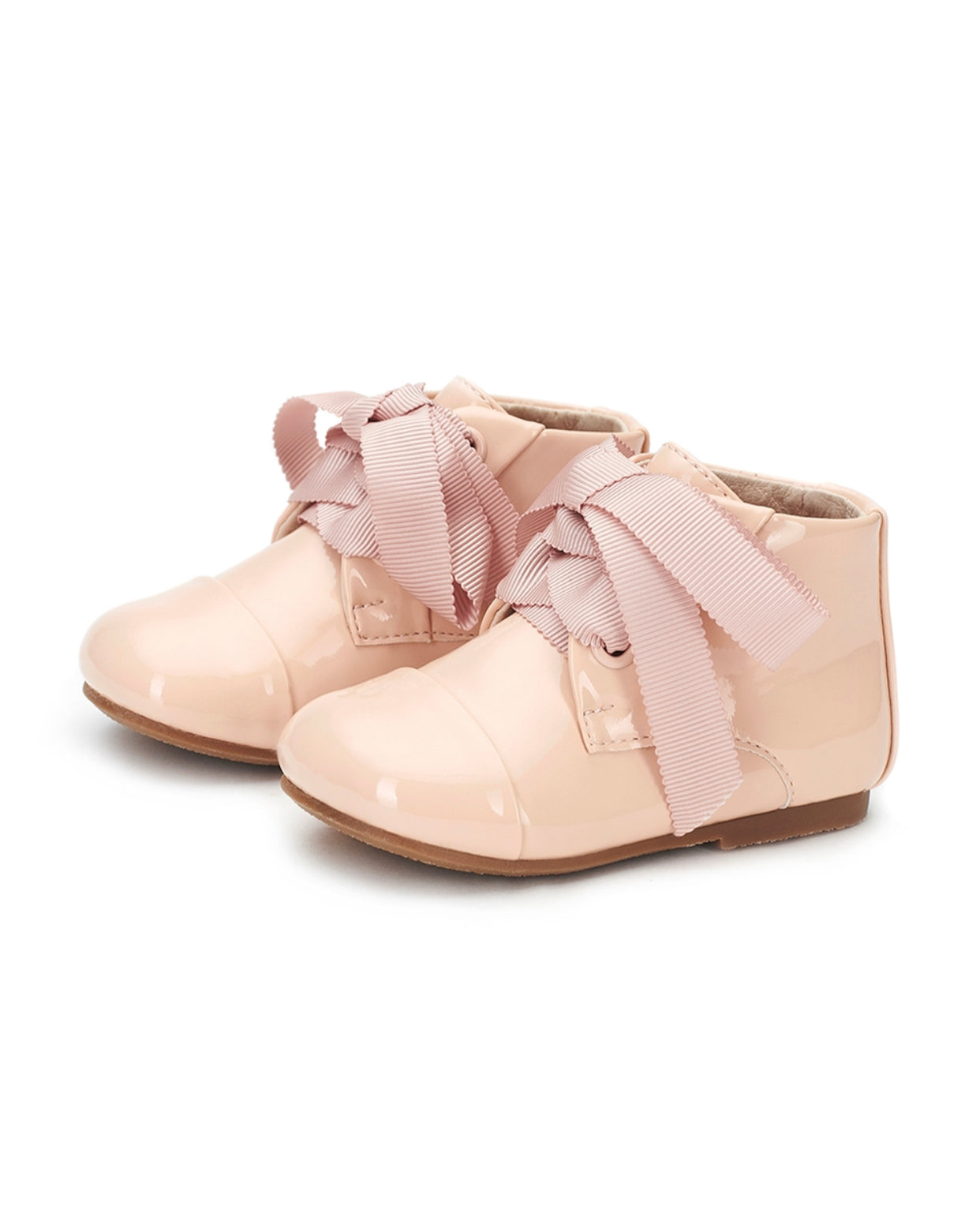 Age of Innocence Jane Boots in Pink