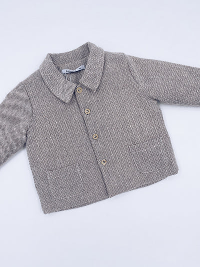 Beautiful Classic boys jacket