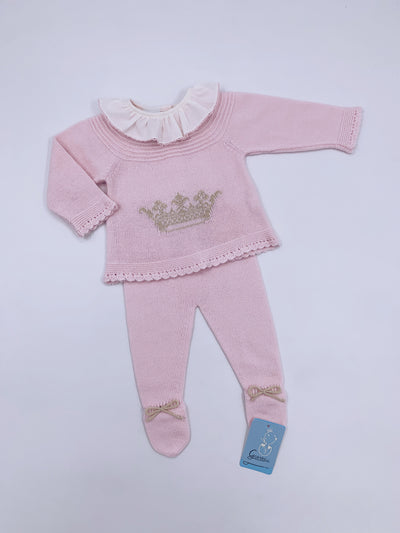 Granlei Royal knitted 2 piece set