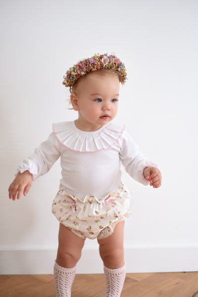 Beautiful Floral Bloomers/Shorts