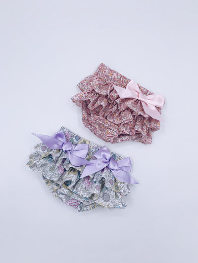 Beautiful Floral Bloomers