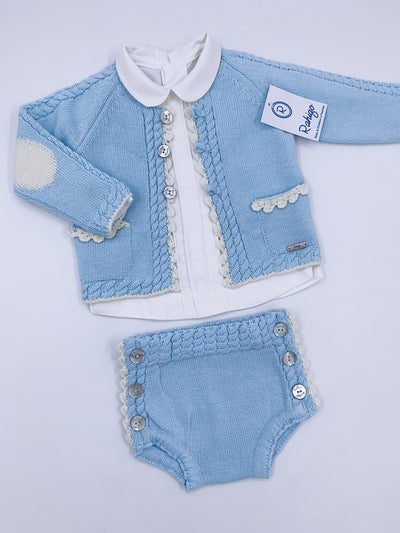 RAHIGO BOYS 3 piece knitted set