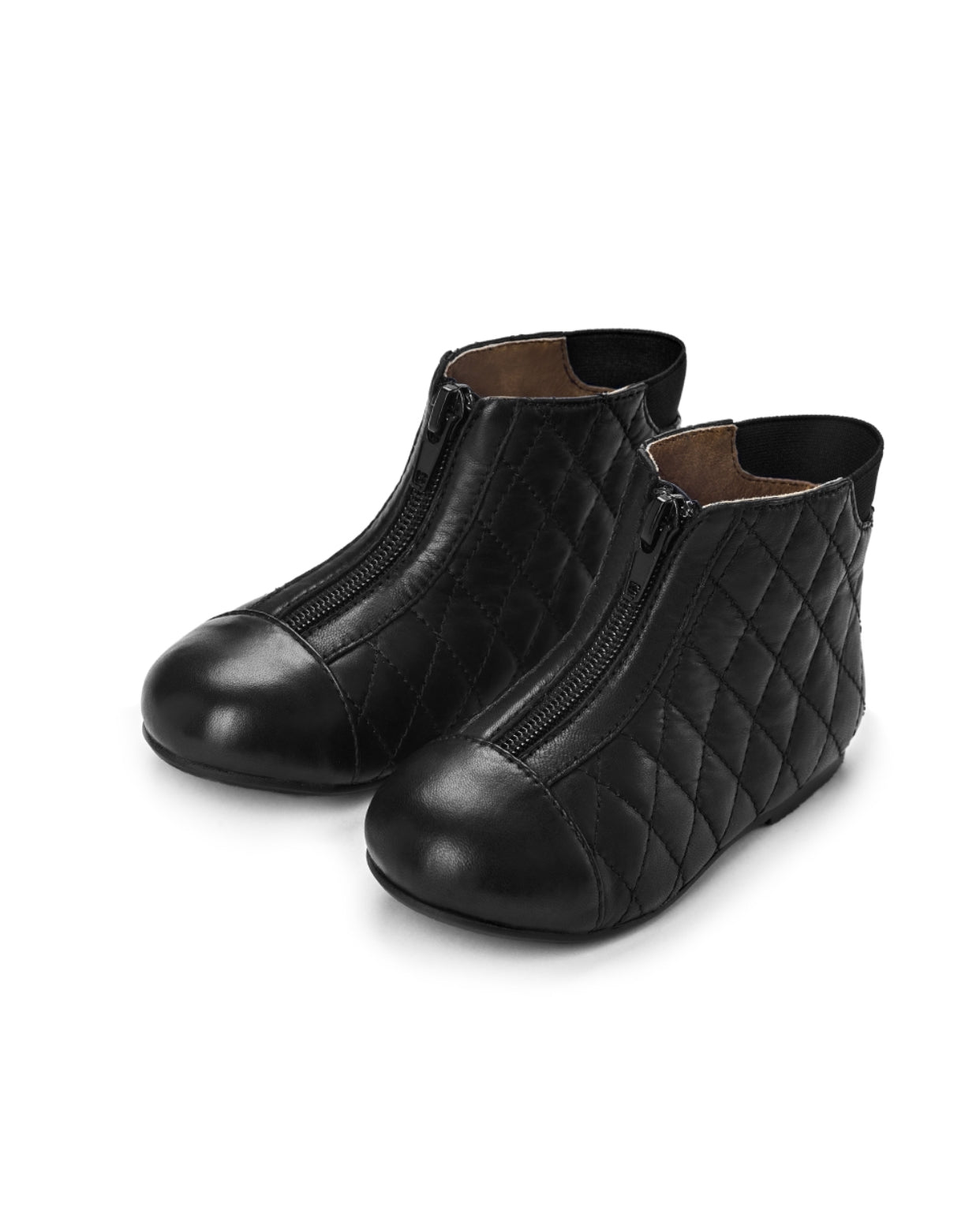 Age of Innocence Nicole 2.0(Wool lining)boots in Black