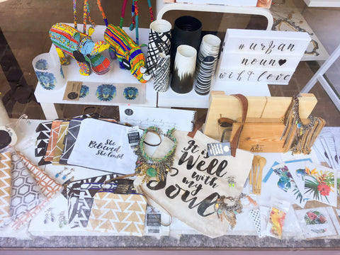south african designers at Maiden-Art boutique