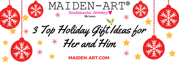 3 Top Holiday Gift Ideas for Her and for Him