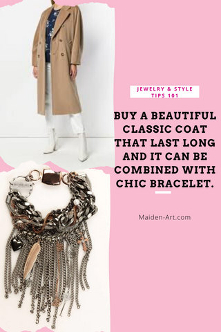 How to Dress and Wear Jewelry Over 40 - Maiden-Art.com