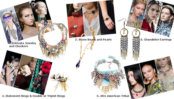 Jewelry Trends Summer 2016