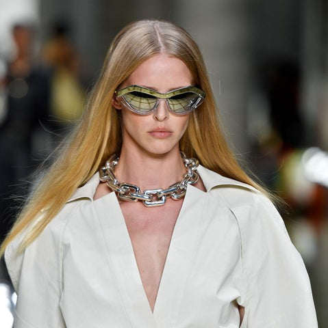 gucci oversized choker necklace