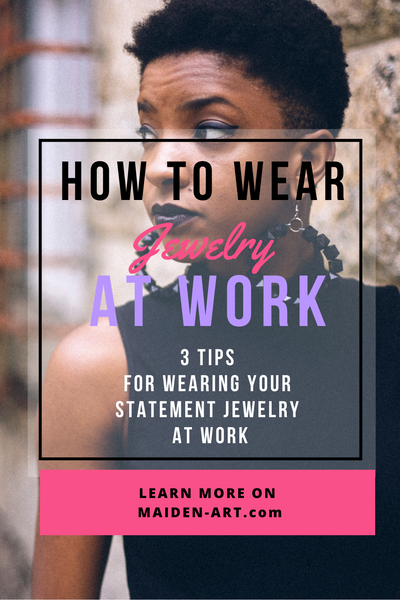How to Wear Jewelry at Work.