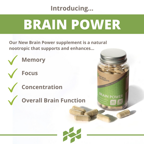 Natural Nootropic