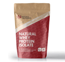 Load image into Gallery viewer, Natural Whey Protein Isolate | Grass Fed | Unflavoured