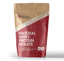 Load image into Gallery viewer, Natural Whey Protein Isolate | Grass Fed | Unflavoured Powder