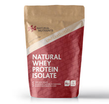 Load image into Gallery viewer, Natural Whey Protein Isolate - Unflavoured