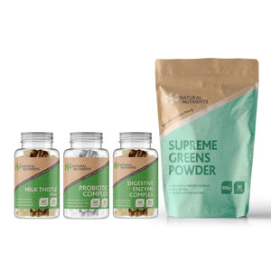 organic vitamin supplement bundle