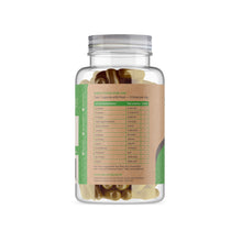Load image into Gallery viewer, Digestive Enzymes Supplement - Back
