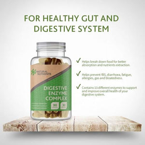 Digestive Enzymes Benefits