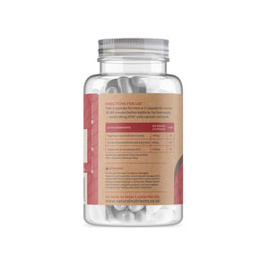 ZMA® Zinc and Magnesium Supplement - Back