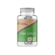 Zinc Citrate Supplement | High Strength