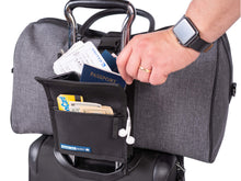 Load image into Gallery viewer, TRAVEL BAG BUDDY®  RFID Travel Organizer + Secure a 2nd Bag