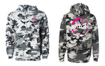 KATCH BRAND COLOR - SNOW CAMO HOODIE