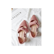 Load image into Gallery viewer, Fashion Pure Color Pointed Shoes