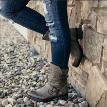 Load image into Gallery viewer, Fashion Women Winter/Autumn Boots