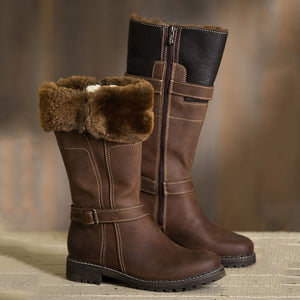 Fashion Comfortable Long Snow Boots