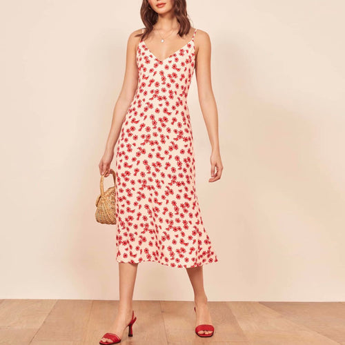 Casual Daisy Sling Dress