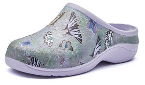 Butterfly Garden Clogs Backdoorshoes®
